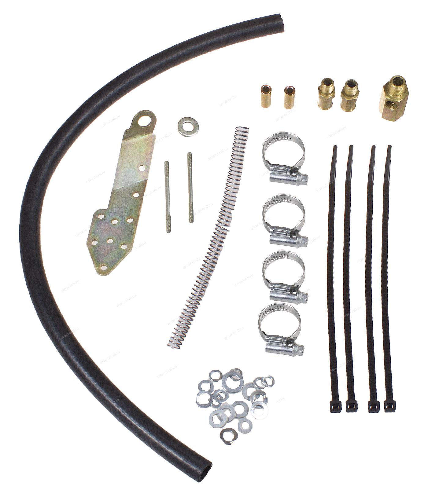 инструкция установки электроподогревателя на портер
