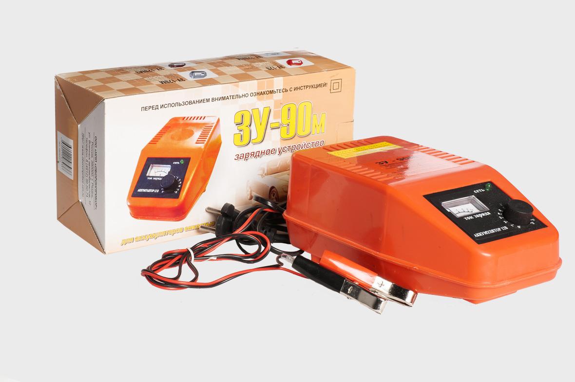 Инструкция зарядного устройства зу 90м