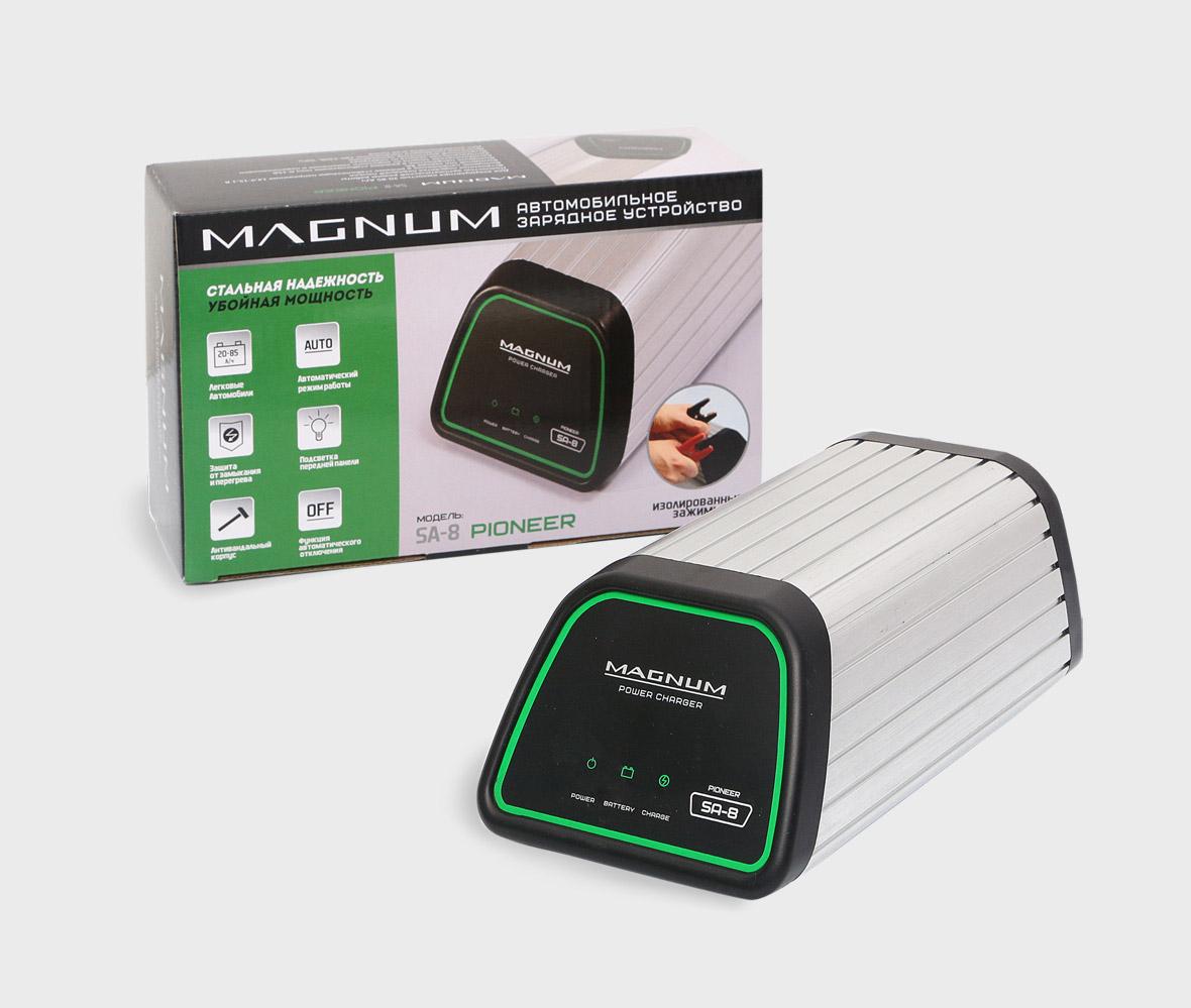 Magnum sa-8 pioneer схема