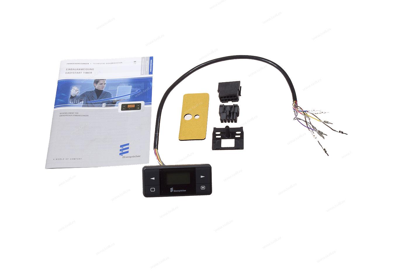 предпусковые подогреватели двигателя eberspacher инструкция