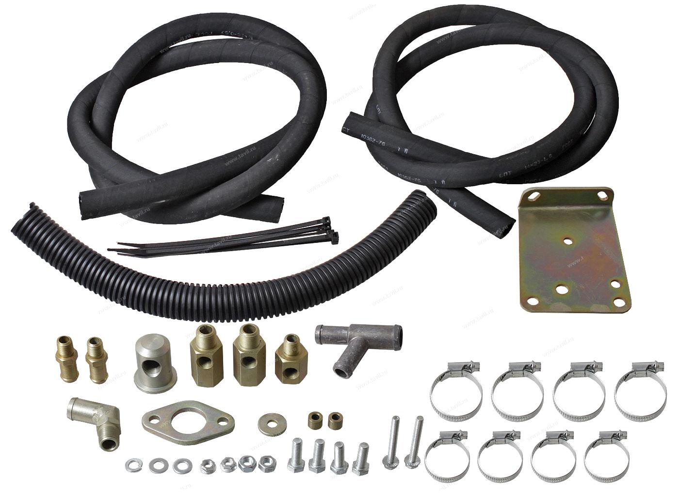 инструкция по установке подогревателя на калину 12 клапанов двигатель
