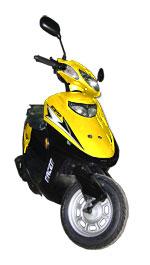 WOLF желтый RC50QT-3 B