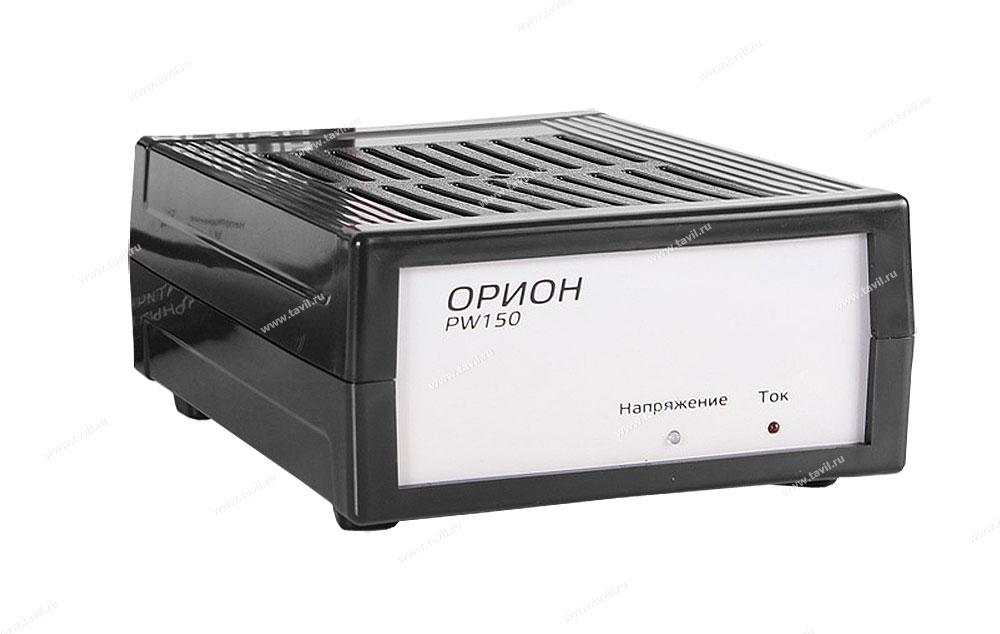 Зарядное устройство орион pw150 неисправности ремонт
