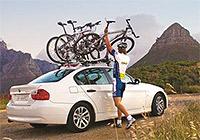 Выбираем крепление для велосипеда