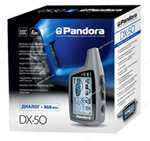 Сигнализация Pandora DX 50
